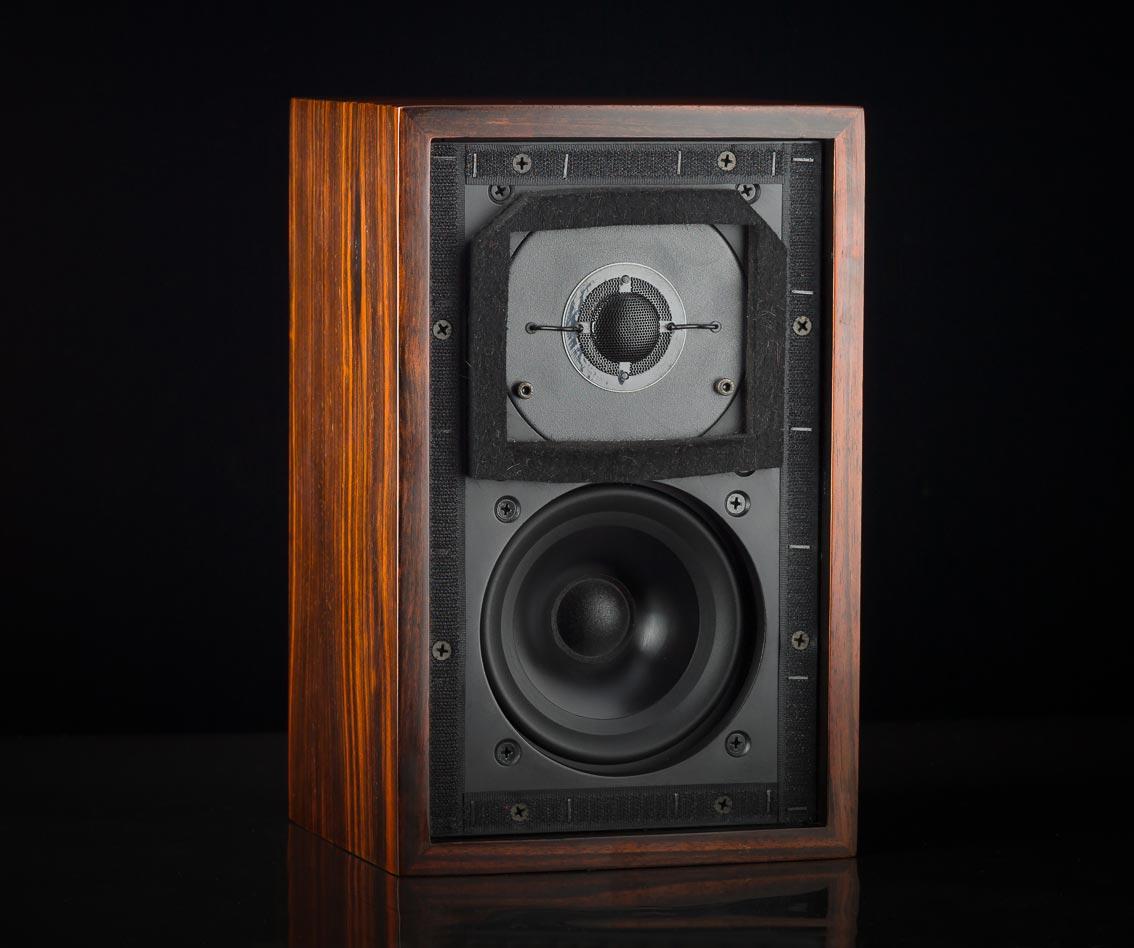LS35a发烧监听音箱BBC经典复刻