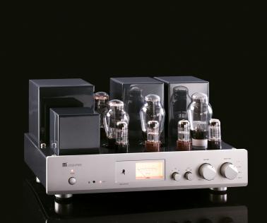 X-300B合并式电子管功率放大器