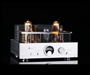 R100(300B TO 805)单端甲类合并式电子管功率放大器兼纯后级、唱放、平衡